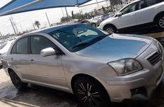 Toyota Avensis 2007 Silver for sale