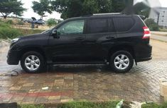 Toyota Land Cruiser Prado 2017 Black for sale