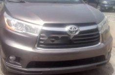 2014 Toyota Highlander Petrol Automatic for sale