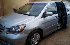 Honda Odyssey 2006 Green for sale