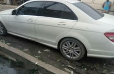 Mercedes-benz C300 2010 White for sale