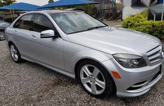 Clean Mercedes-Benz C300 2012 Gray For Sale