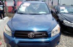 Toyota Rav4 2007 Blue for sale