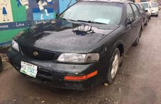 Nissan Maxima 1999 Green for sale