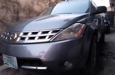 Nissan Murano 2006 Gray for sale