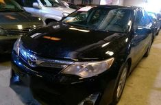 Toyota Camry 2013 Black for sale