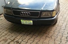 Neatly Used Audi 80 1999 Green for sale