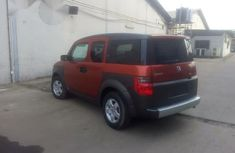 Honda Element 2005 Red for sale