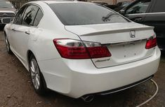 Foreign used Honda Accord 2013