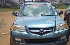 Tokunbo Acura MDX 2005 Blue for sale