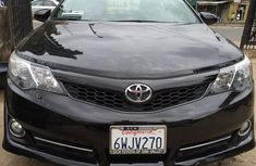 Foreign used Toyota Camry 2014