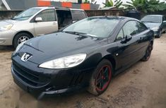 Peugeot 407 2010 Black for sale