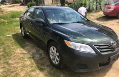 Tokunbo Toyota Camry LE 2010 Green for sale