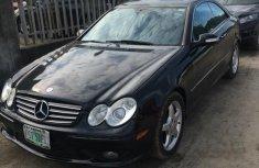 Mercedes-Benz CLK 2005 ₦2,300,000 for sale