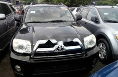 Toyota 4-Runner 2008 Petrol Automatic Black