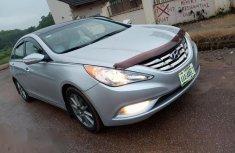 Hyundai Sonata 2013 Silver for sale