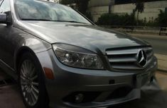 Mercedes Benz C300 2011 Silver for sale