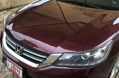 Honda Accord 2014 Red for sale