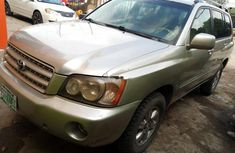 2002 Toyota Highlander Automatic Petrol well maintained