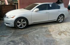 Lexus GS350 2008 White for sale