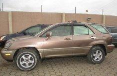 Almost brand new Lexus RX Petrol 2002