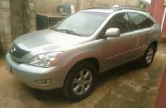 Extremely Clean Lexus RX 330 2004 Silver