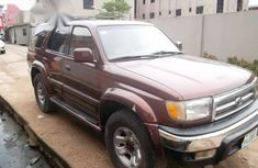 Toyota 4runner 1998 Brown for sale