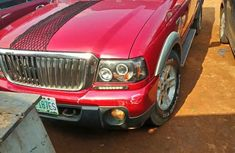 Ford Ranger 2003 Red for sale