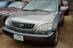 Naija Used Lexus RX300 2002 Gray