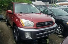Toyota RAV4 2003 ₦2,000,000 for sale