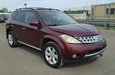 Good used Nissan Murano 2007 for sale
