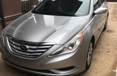 Hyundai Sonata 2011 Silver For Sale!