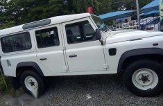 Land Rover Defender 2010 White