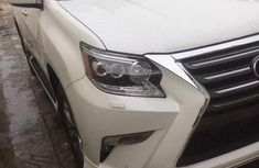 Lexus GX460 2014 White for sale