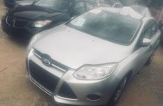 Tokunbo Ford Focus 2013 Silver