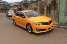 Toyota Camry 2014 Automatic Petrol ₦6,200,000