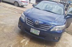 Toyota Camry 2010 Petrol Automatic Blue