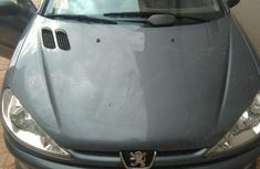 Peugeot 206 2009 Gray for sale