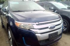 Ford Edge 2012 Petrol Automatic Blue