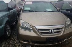 Honda Odyssey 2006 Gold for sale