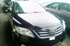 Toyota Camry 2008 Petrol Automatic Black