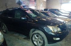 Lexus RX 2005 Black for sale