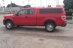 Ford F-150 2011 Red for sale