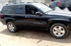 Jeep Grand Cherokee 2004 Black