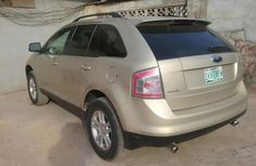 Almost brand new Ford Edge Petrol 2007