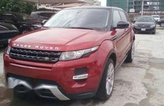 Range Rover 2015 Red for sale