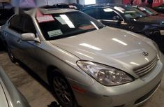 Lexus ES 2004 Silver For Sale