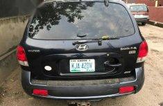 Hyundai Santa Fe 2002 Black