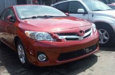 Almost brand new Toyota Corolla Petrol 2011