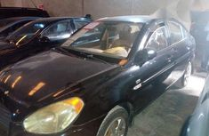 Hyundai Accent 2009 Black for sale